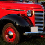 Vintage car — Stock Photo #5977191