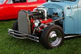 Carro antigo clássico — Fotografia Stock