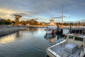 Boat Harbour — Stock Photo