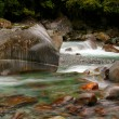 Tropical waterfall — Foto Stock
