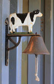 Cow bell — Stock Photo
