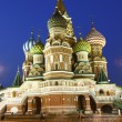 St Basil's Cathedral — Stock Photo #6175310