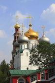 The Novodevichy Convent — Stock Photo