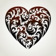 Vector Heart - Foto de Stock