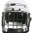 Stock Photo: Hockey helmet