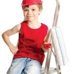Little worker — Stock Photo #6130068