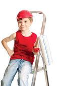 Trabajadora — Foto de Stock