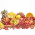 Various fruits — Stock Photo