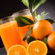 Orange Juice — Stock Photo