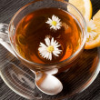 Lemon Tea - Stock Photo