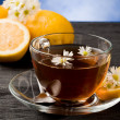 Lemon Tea — Stockfoto #5538836