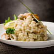 Risotto with Seafood — Stock Photo #5541000