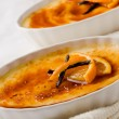 Stock Photo: Creme brule