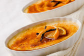 Creme brule — Stock Photo