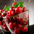 Stock Photo: Cherry Cocktail 2