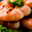 Grilled Prawns - Lizenzfreies Foto