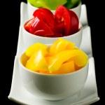 pimentón colorido — Foto de Stock