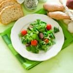 Vegetarian Salad — Stock Photo #5898625