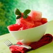 Watermelon Salad - Foto de Stock