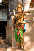 Jain Temple Statue — Stock Photo