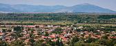 Village Panorama — Stock Photo