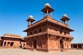 Diwan-i-Khas at Fatehpur Sikri — 图库照片