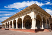 Diwan-i-am agra fort — Stockfoto