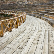Ohrid Amphitheater — Stock Photo