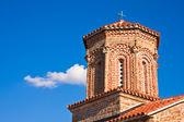 St. Naum Monastery Tower — ストック写真