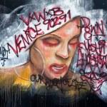 Mural and Graffitti — Stock Photo