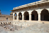 Khas Mahal at Agra Fort — Stock Photo