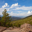 Colorado Landscape — Stock Photo