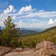 Colorado Landscape - Stock Photo