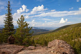 Colorado Landscape — Stockfoto