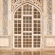 Taj Mahal Door - Foto de Stock