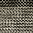 Radiator grille — Stock Photo