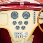Sports car interior — Stock Photo #5617786