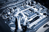 Performance engine — Stock Photo