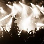 Live concert — Stock Photo #6039852