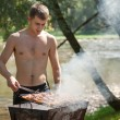Summer Barbeque — Stock Photo #6541690