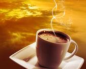 Coffee world — Stock Photo
