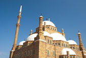Mohammad Ali mosque front shot , Cairo — Stock Photo