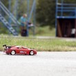 Remote-controlled toy car — Stock Photo