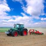 Tractor — Stock Photo #6644399