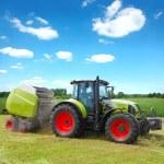 Tractor — Stock Photo #6644428