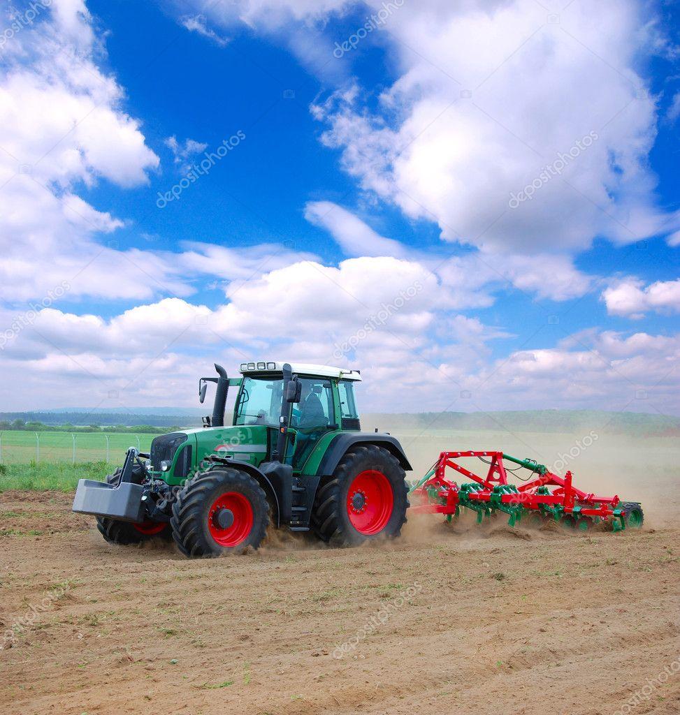 Kinderzimmer gestalten traktor