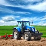 Tractor — Stock Photo #6691373
