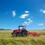 Tractor — Stock Photo #6691397