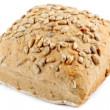 Whole grain bread with sunflower seeds - ストック写真