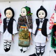 Stock Photo: Small traditional puppets